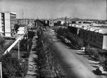 История развития Усть-Каменогорска - XX век