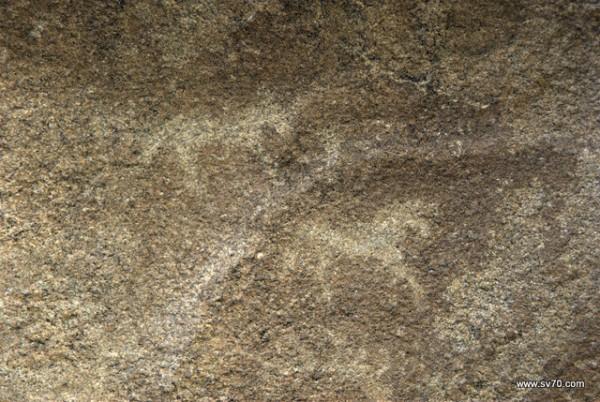 Ак-Баур – неолитический храмовый комплекс. Все рисунки первобытных на фото.
